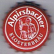 Kirsch Bier Kronkorken//Bottle Cap Neu Neuzeller Kloster Brauerei
